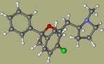 Clemastine - Mecloprodin, Meclastin, Tavist, Clemastinum [INN-Latin], Clemastina [INN-Spanish], Clemastina, Tavegyl-CID_26987.png