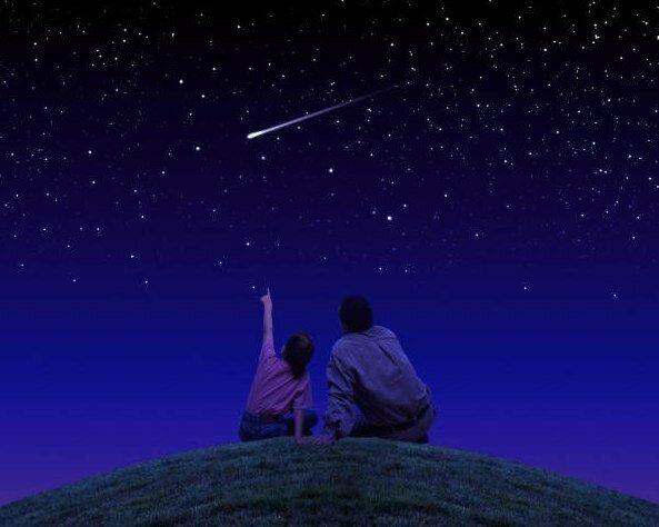 Не пропустите сегодня ночью самый мощный звездопад