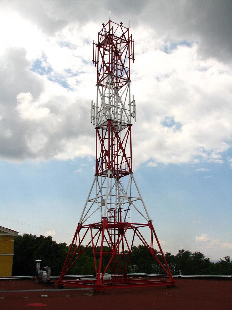 Башни сотовой связи вызывают рак