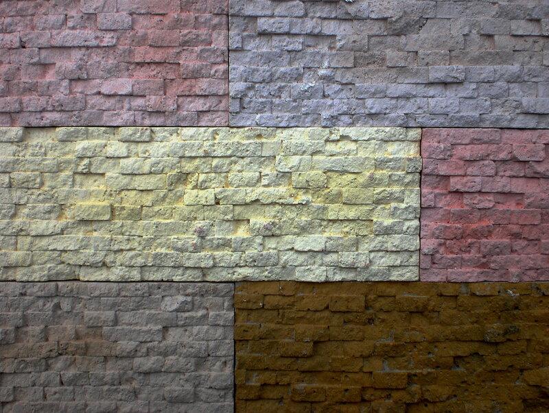 Камень искусственный Мозаика