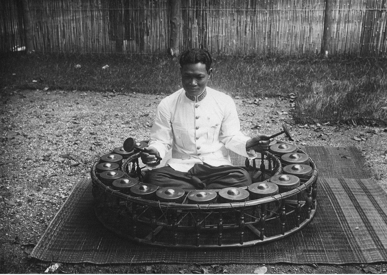Камбоджа. Гонги Конг-Тома