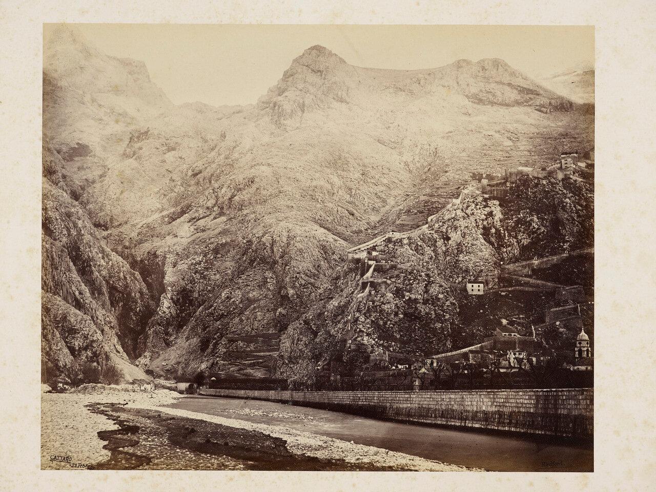 23 февраля 1862. Котор, Черногория