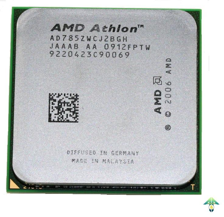 S-aM2+ Athlon 64 X2 7550+