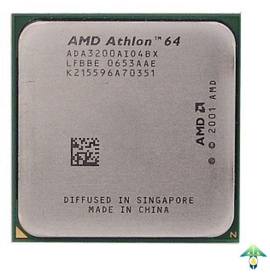 S-aM2 Athlon 64 3200+