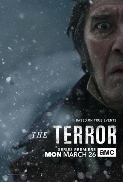 Террор (1 сезон: 1-10 серии из 10) / The Terror (2018/WEB-DL/WEB-DLRip)