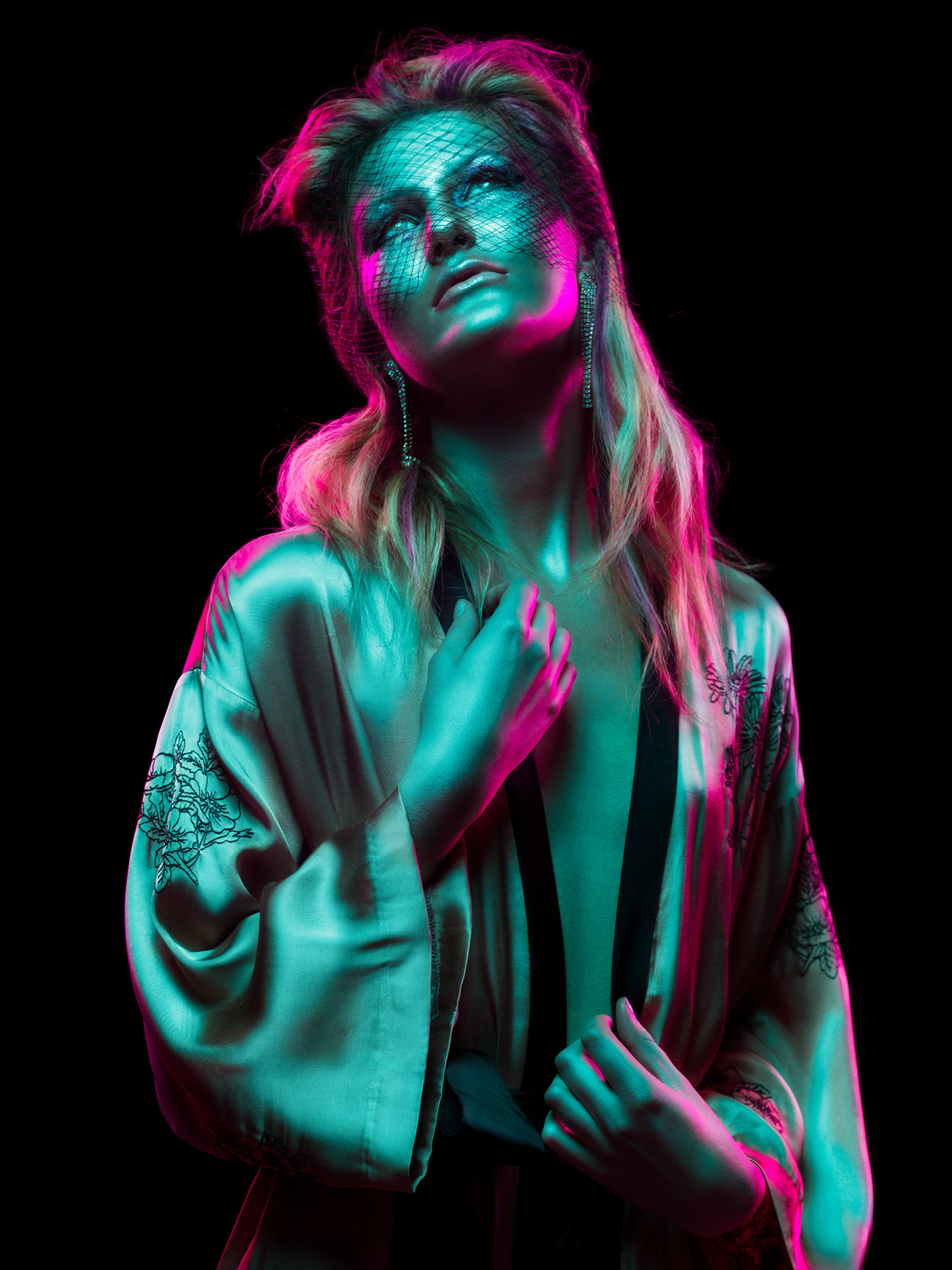 Editorial for Ellements Magazine / фото Andre Schneider