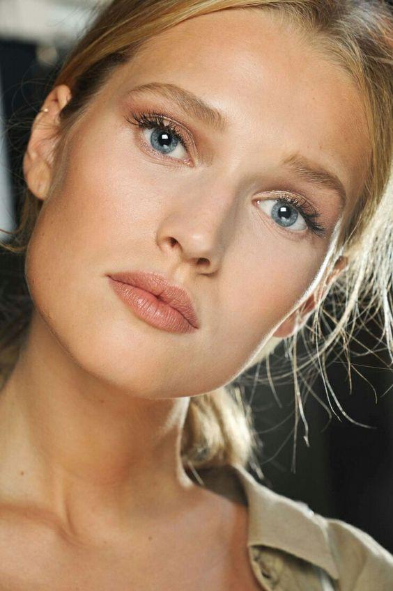 бьюти-лайфхаки естественный макияж натуральный макияж