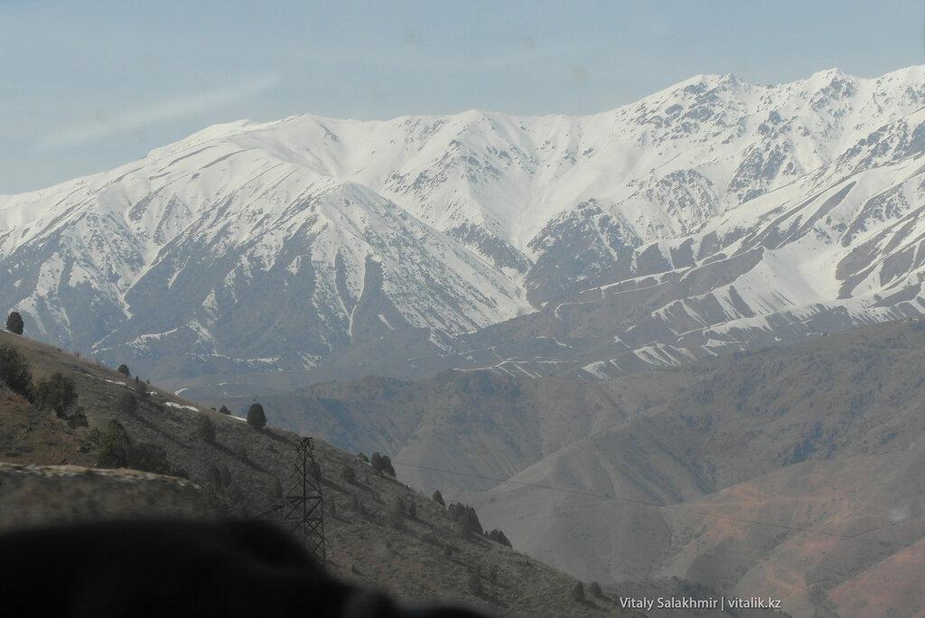 Горы Узбекистана, Камчик