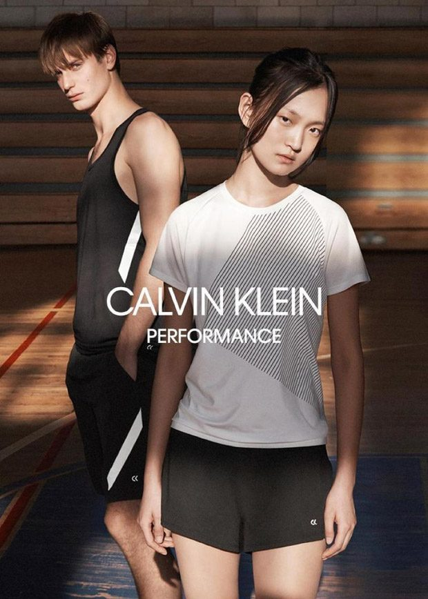Calvin Klein Performance Spring Summer 2018 by Lachlan Bailey