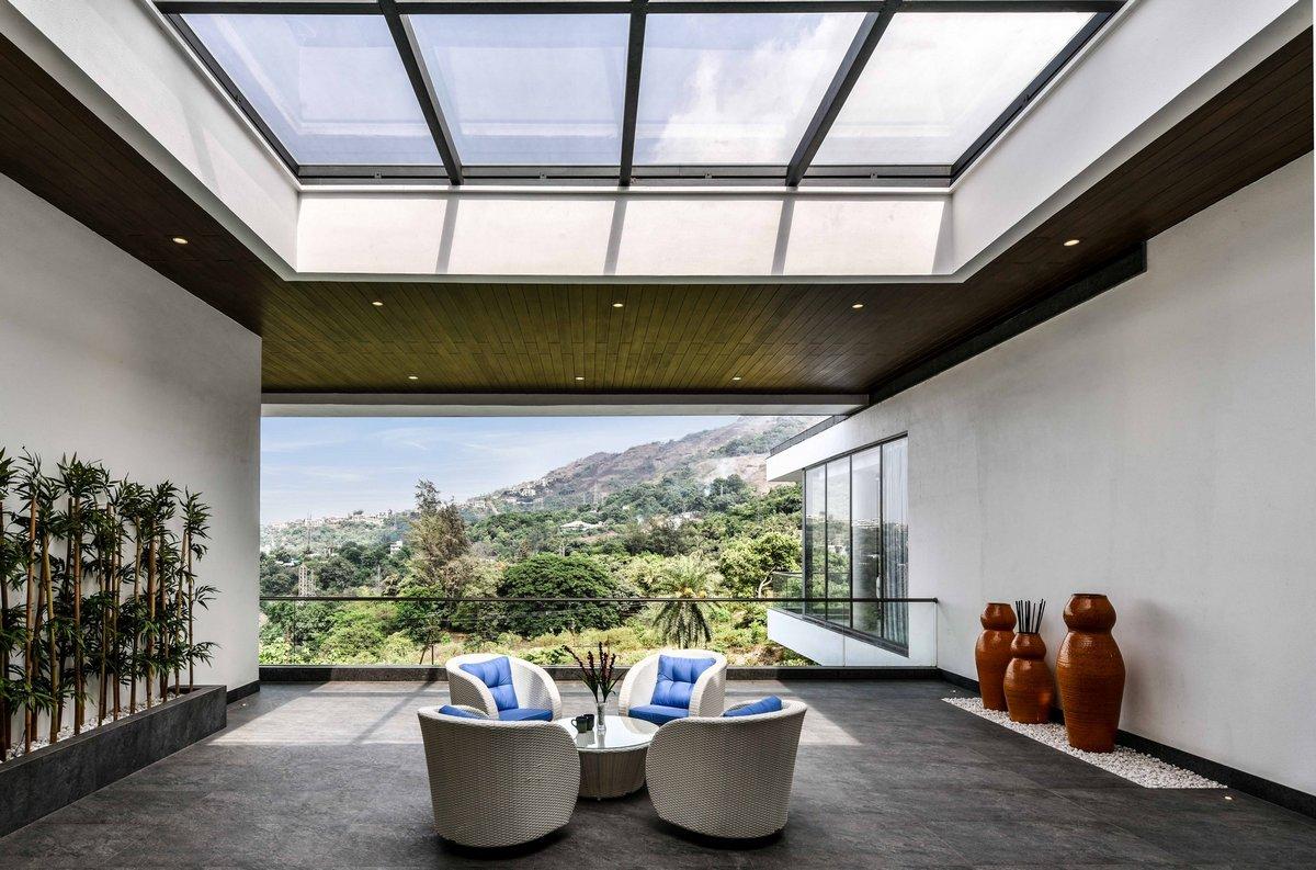 Красивый особняк в Индии