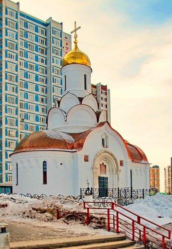 Церковь Владимира, митрополита Киевского, в Свиблово