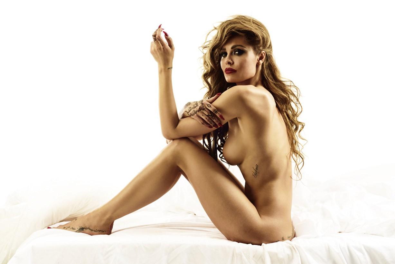 Maria Gorban nude / сексуальная Мария Горбань в журнале Maxim, апрель 2016