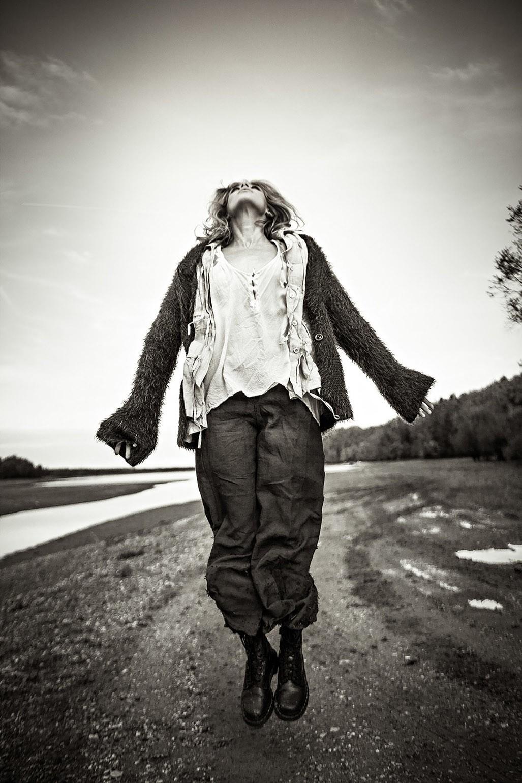 человеческие эмоции в фотопроекте Vibrations by Michel Bonini
