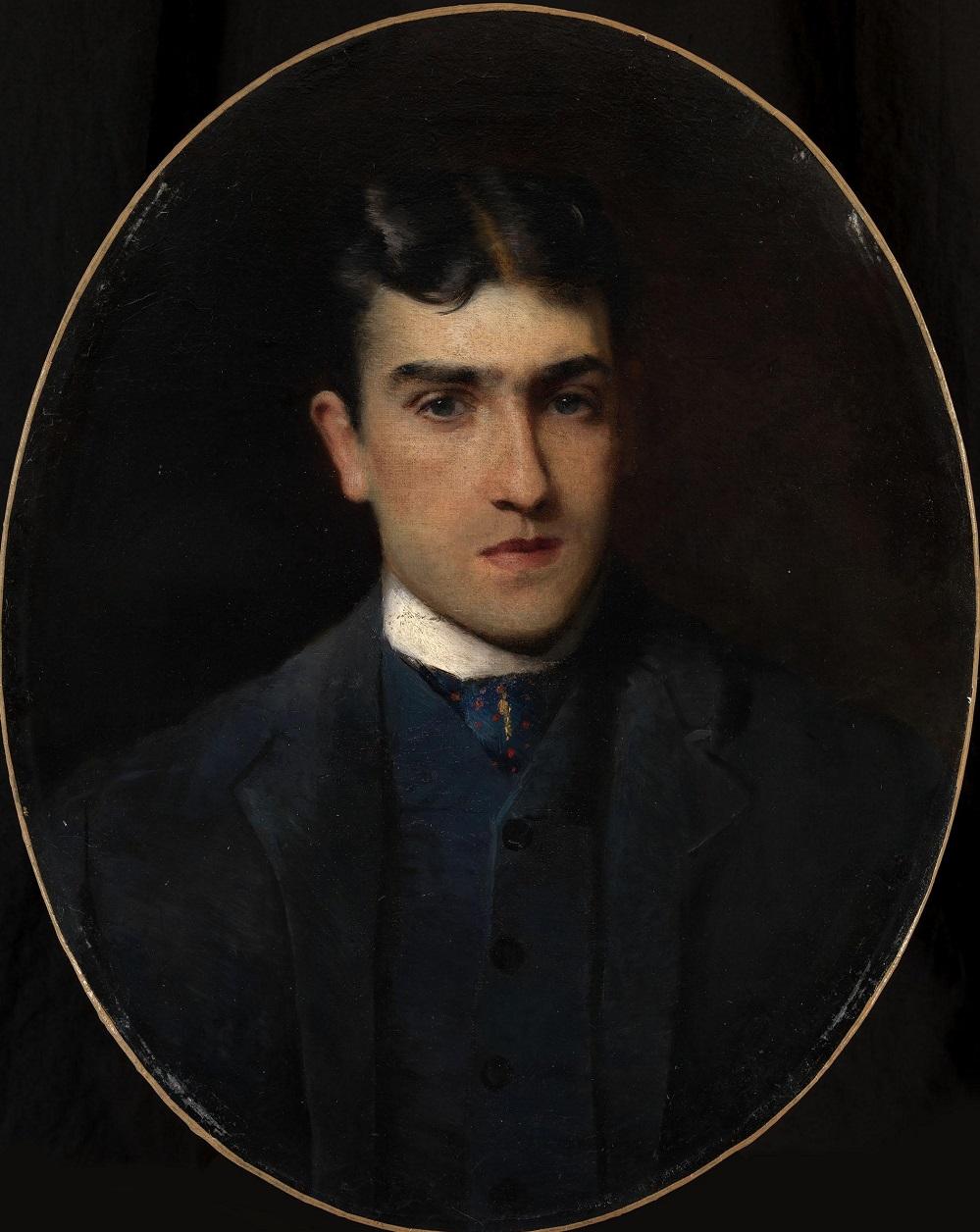 Portrait of Lucien Guitry.