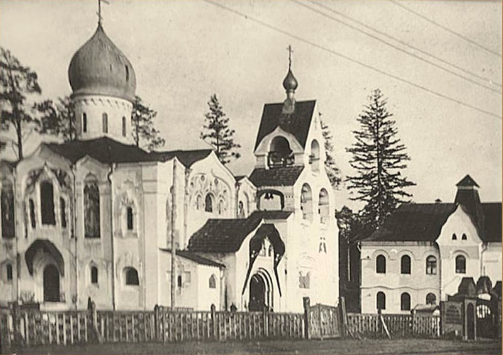 Старобрядческая церковь Иоакима и Анны