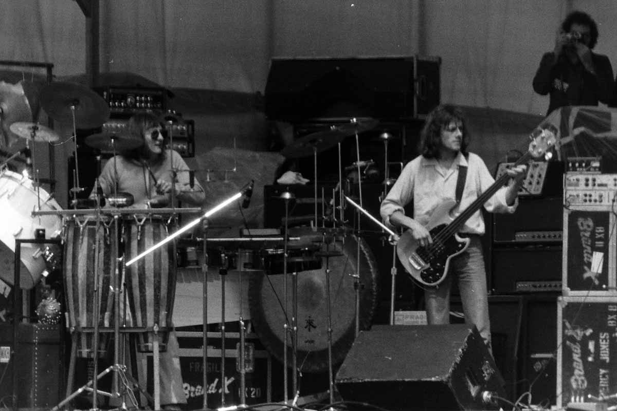 1978. «Brand X»
