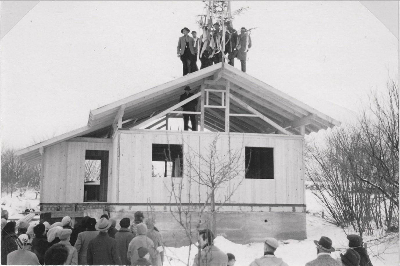 1959-1960. Новый дом Анастасии
