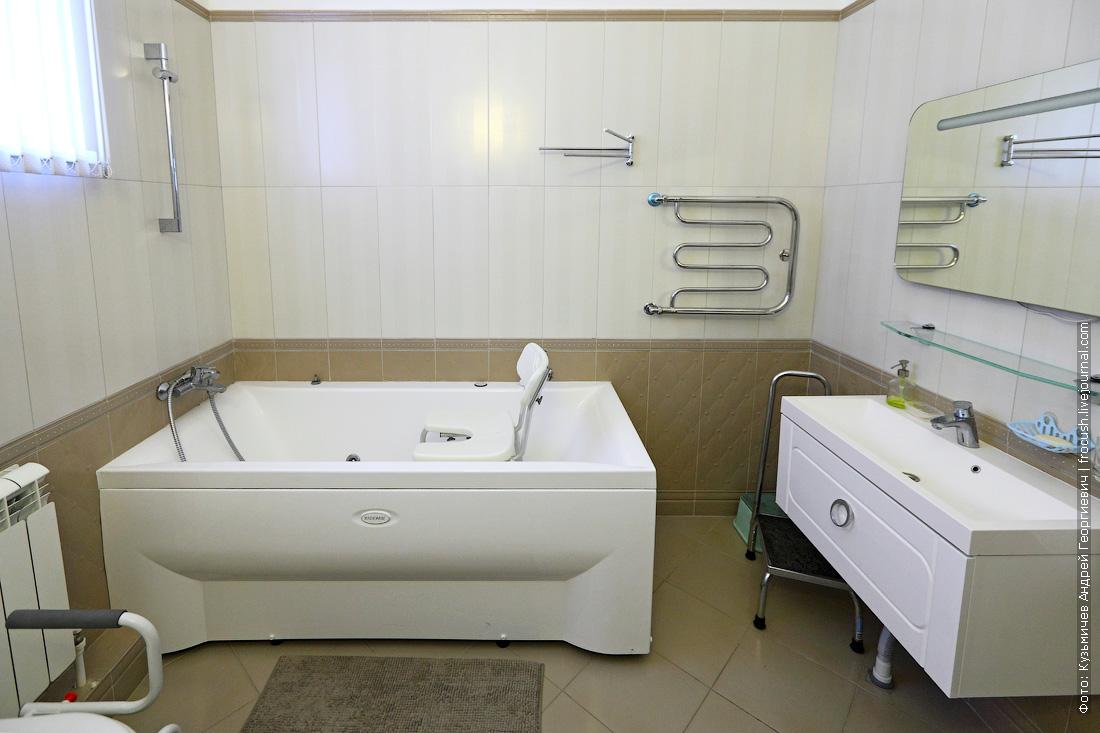частный дом престарелых в московской области