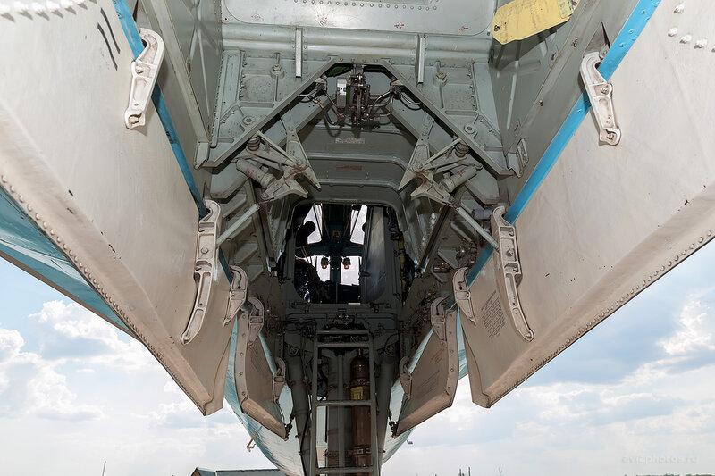 Сухой Су-34 (RF-92252 / 04 красный) D709214