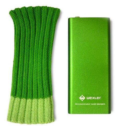 Электрическая грелка Wexler (в зеленом цвете)