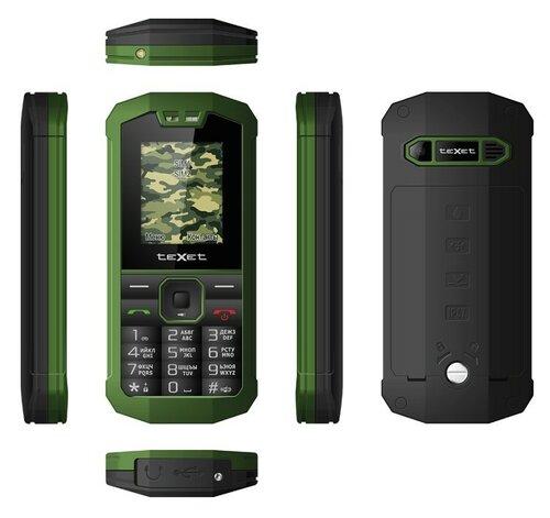 Texet TM-509R (внешний вид)