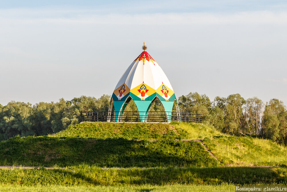 Шишкинские пруды.