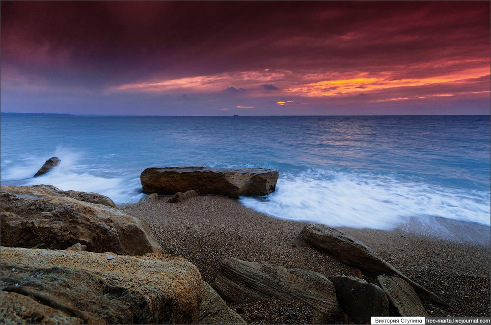 Любимовый закат