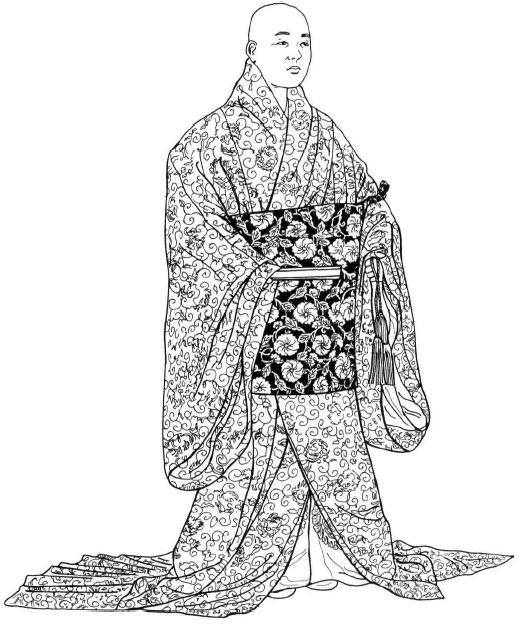 Традиционная одежда. Период Асикаги (1338-1573)