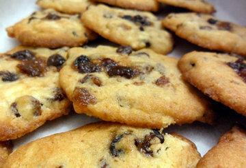 Такое печенье с вареньем любят взрослые и дети