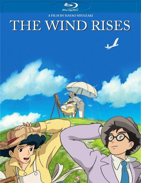 Ветер крепчает / Kaze tachinu (2013) BDRip 720p + HDRip