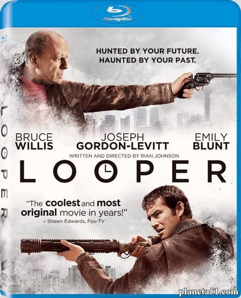 Петля времени / Looper (2012/HDRip)