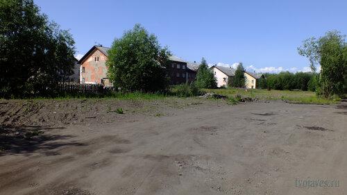 Фото города Инта №5142  Коммунистическая 10, 9, 8 и 7 16.07.2013_12:18