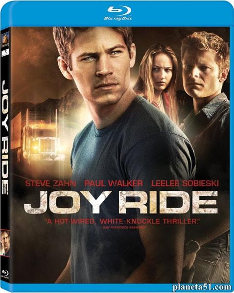 Ничего себе поездочка / Joy Ride (2001/HDRip)