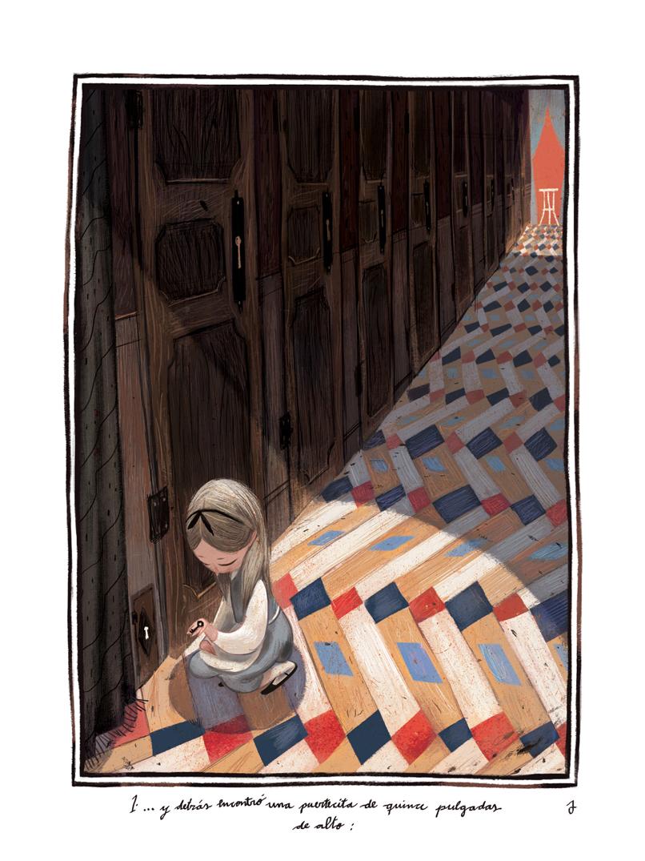 Júlia Sardà, Alice au pays des merveilles