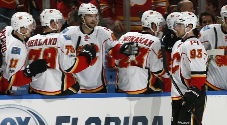 Русский хоккеист оригинально исполнил буллит вматче НХЛ