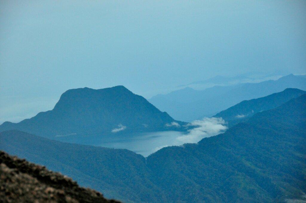 Озеро семи вершин