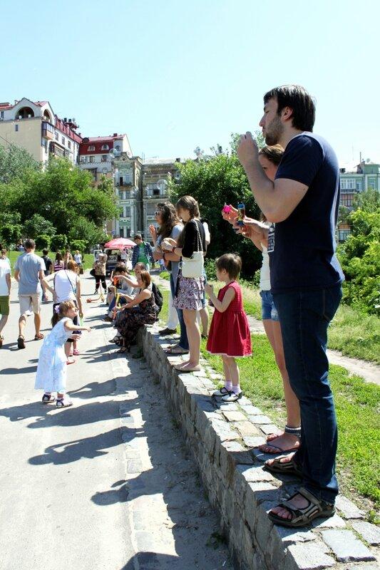 Флешмоб в День защиты детей