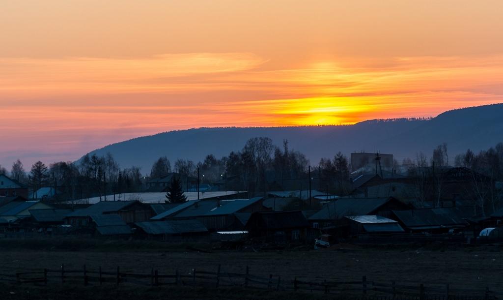 Фотография 12. Примеры снимков с Никон Д5200 КИТ 18-105. Закат
