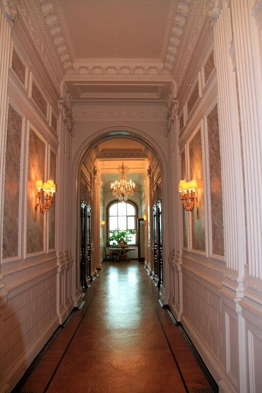 Резиденция посла Франции (Б.Якиманка)