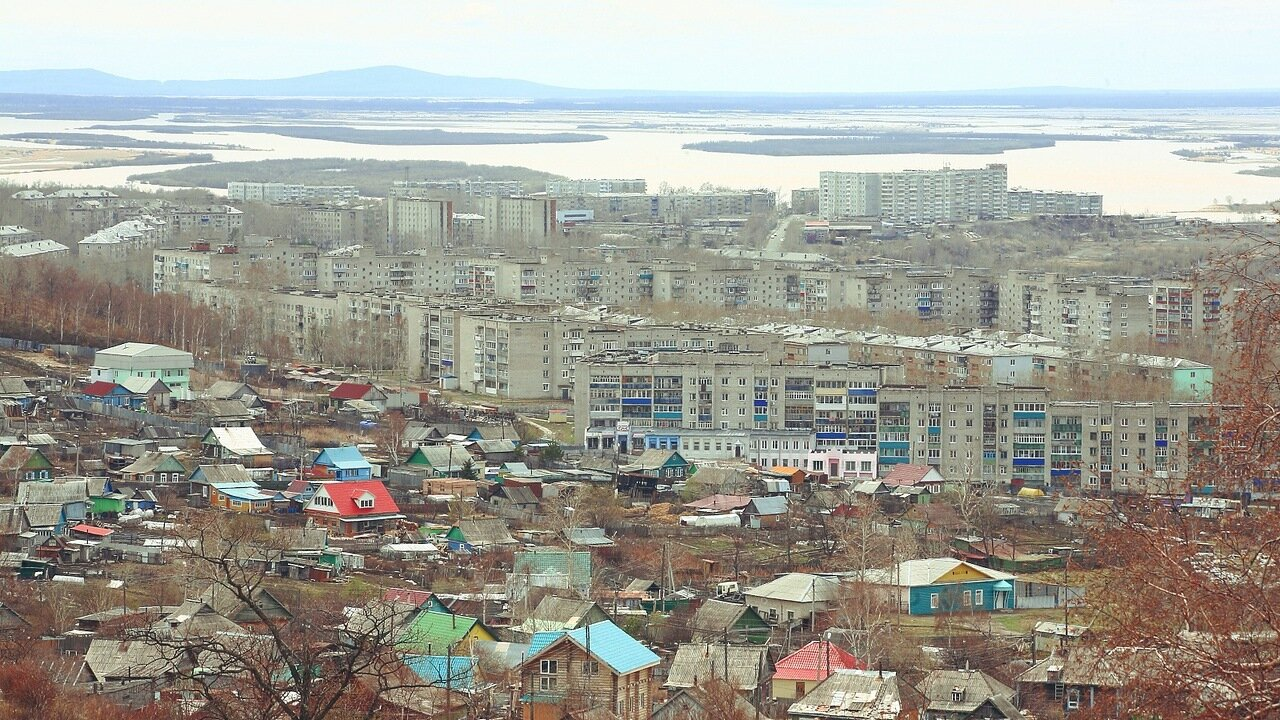 амурск фото города