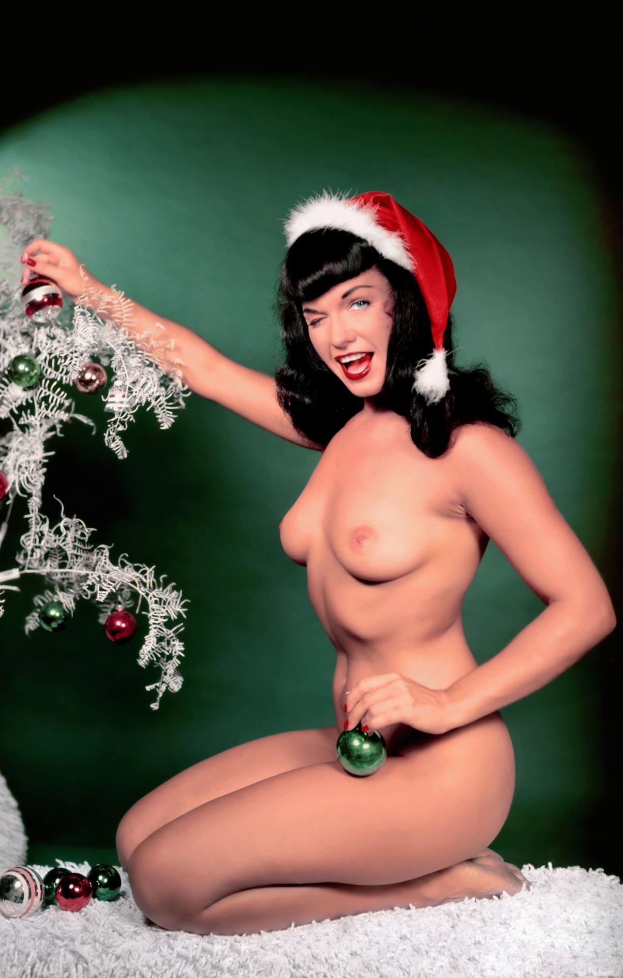 Playboy Playmate - Miss January 1955 | Bettie Page / Бетти Пейдж
