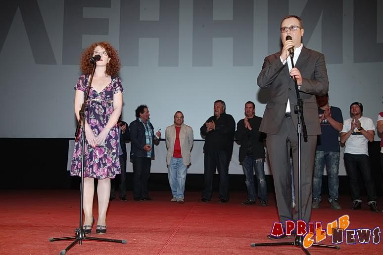 Премьера фильма «Кавказская пленница!»