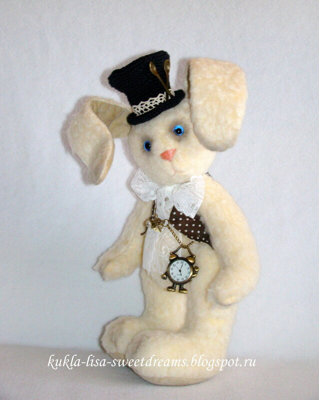 кролик из сказки