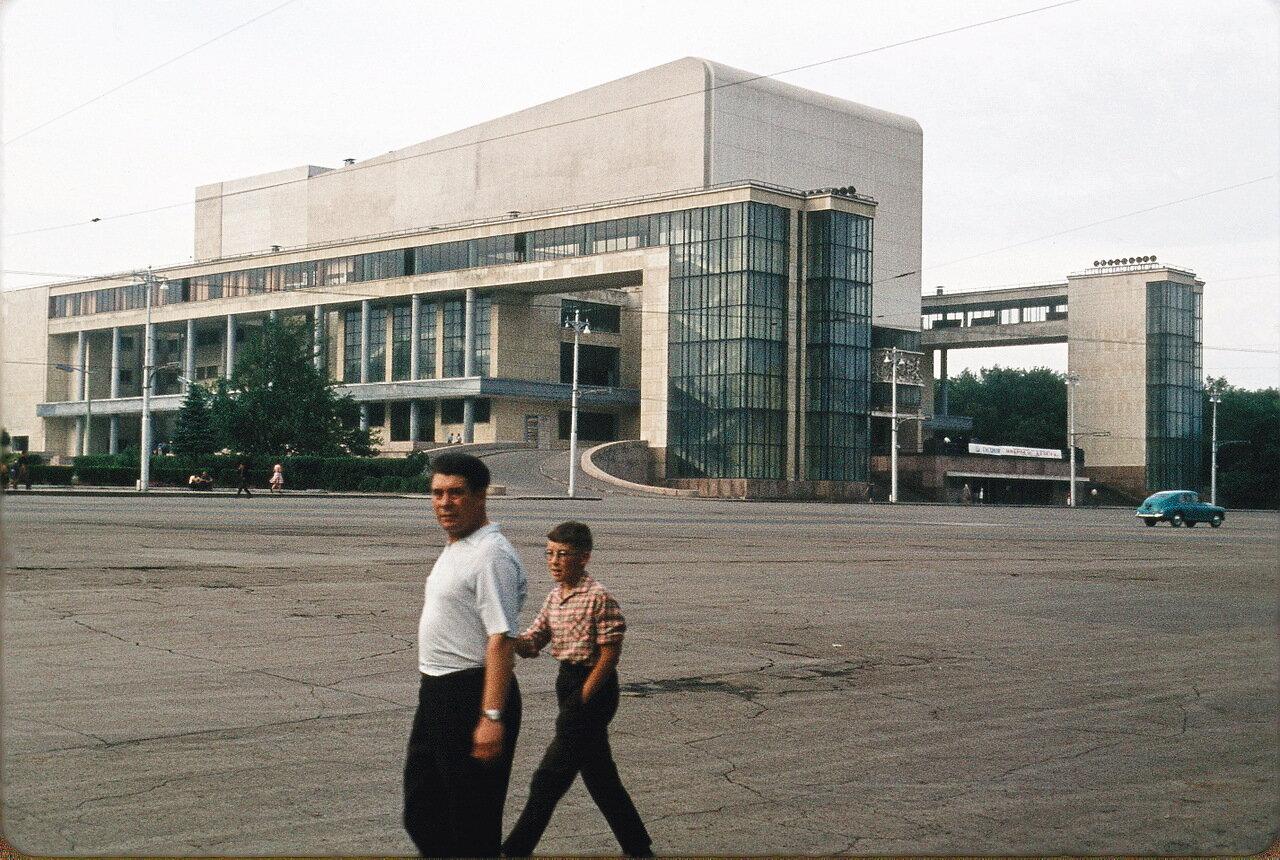 Харьков, театр