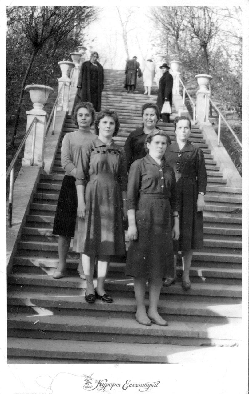 Ессентуки.1962