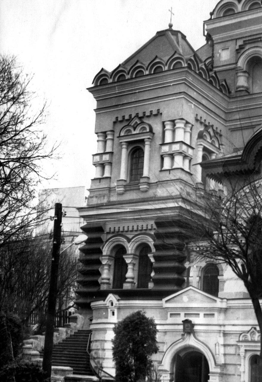 Покровский собор. 1989 г.