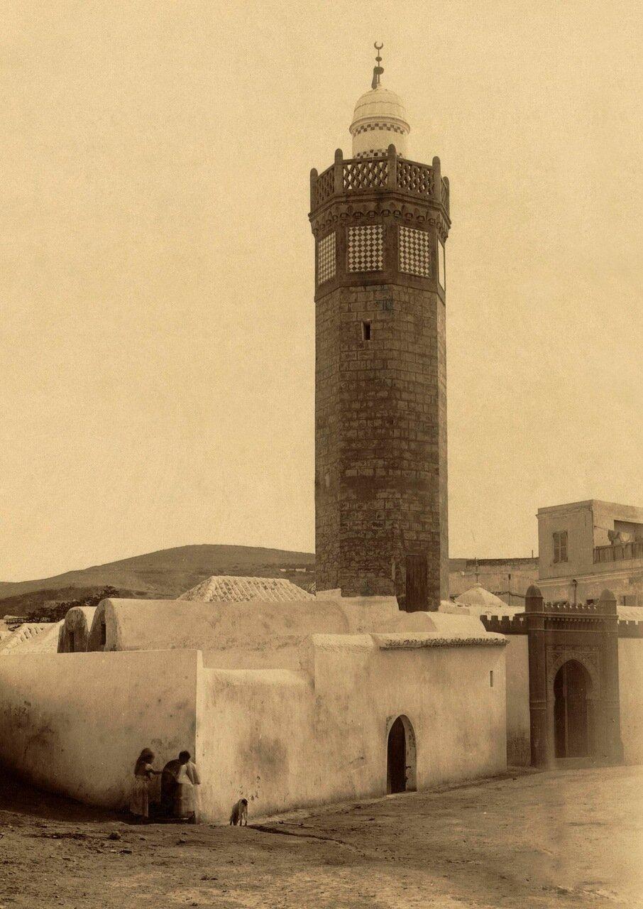 1860-1890. Мостаганем. Мечеть