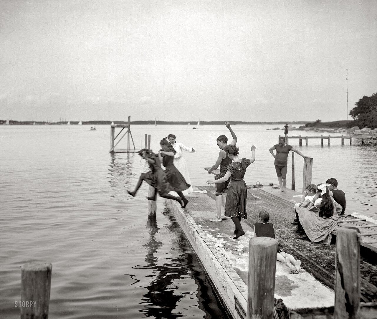 1904. Наперегонки