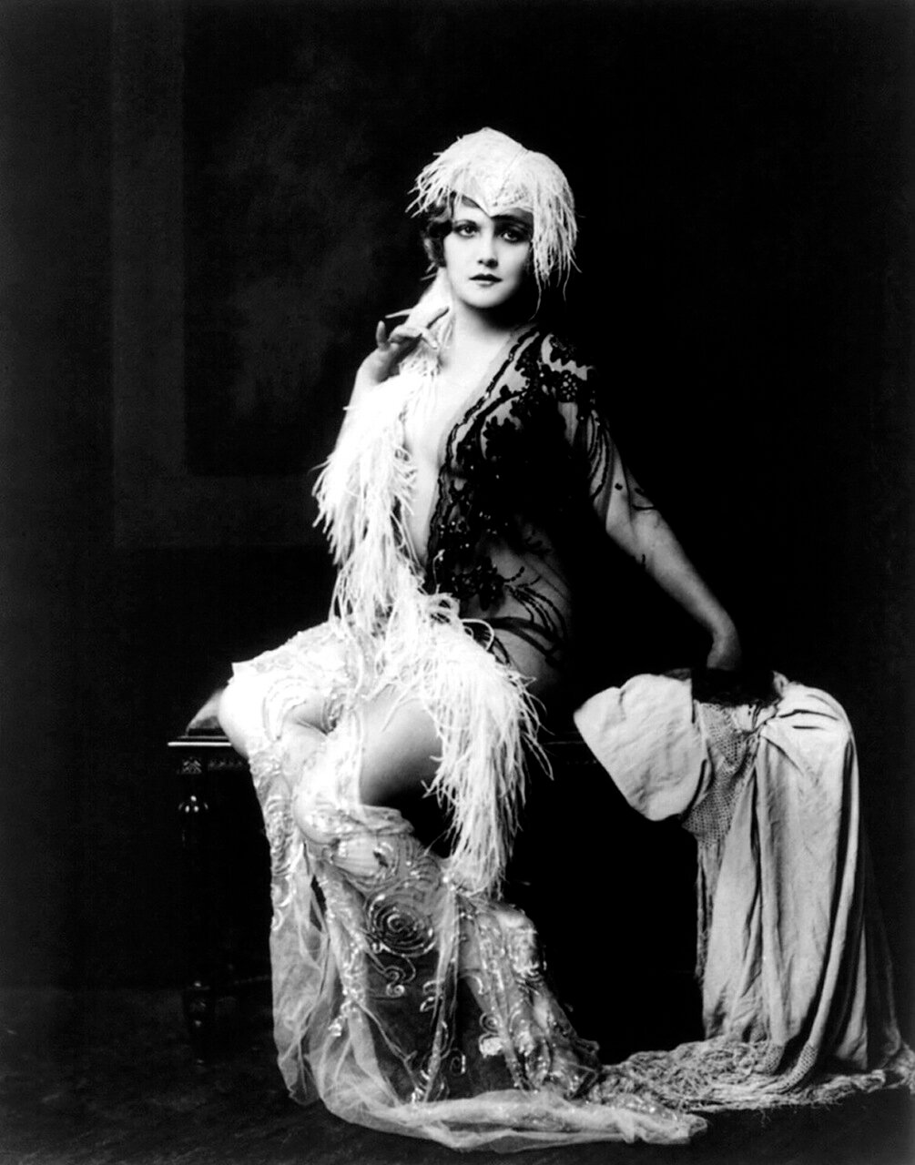 Claudia Dell - 1920s - Ziegfeld by Alfred Cheney Johnston