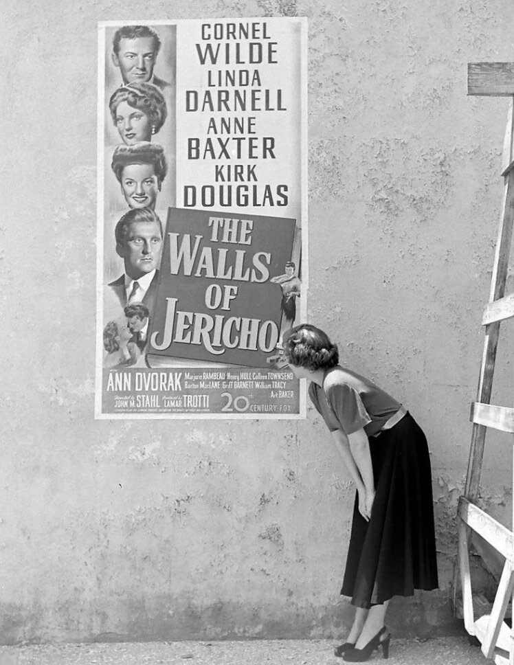 """Loomis Dean """" The Walls Of Jericho"""" August 1948"""
